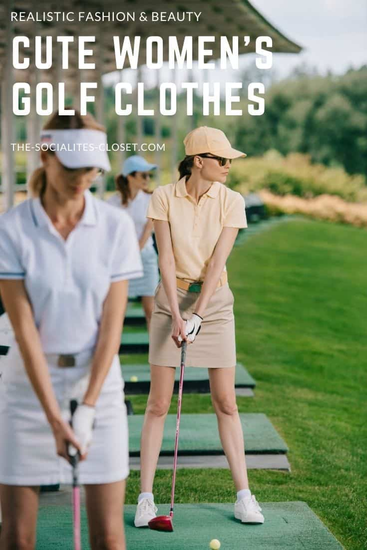 Check out these cute women's golf clothes from Antigua Apparel. They have everything you need for women's golf gear and accessories.