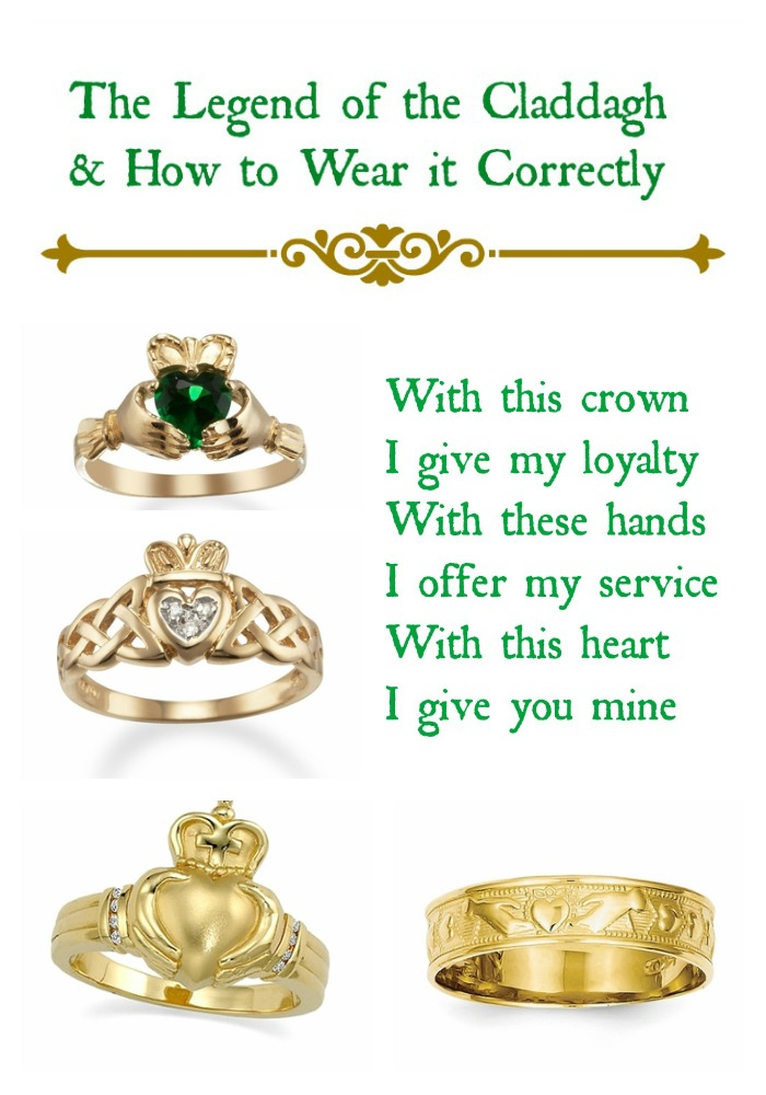 How to Choose a Claddagh Ring and What it Means