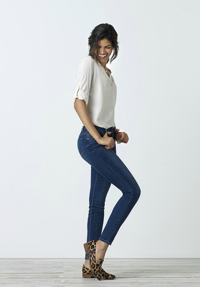 Can Older Women Wear Skinny Jeans? Yes They Can!