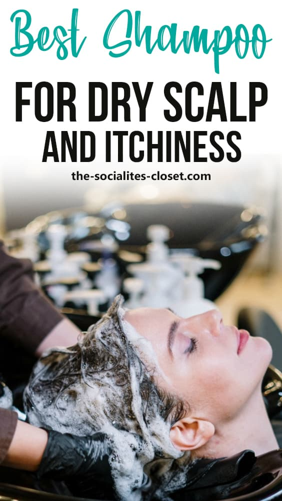 Best Shampoo for Dry Scalp and Itchiness
